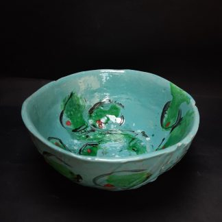 Jed Gjerek, ceramic art
